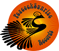 peacocksunrise records sticky header